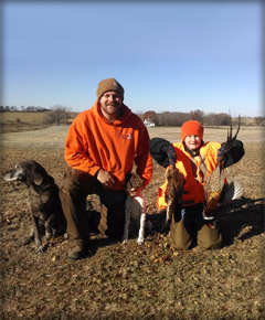 Top Secret Hunting German Shorthairs